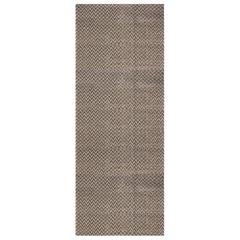 Doris Leslie Blau Collection Oversized Terra Rug in Natural Wool