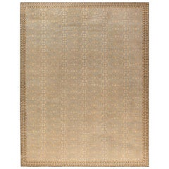 Doris Leslie Blau Collection Samarkand Traditional Design Handmade Wool Rug