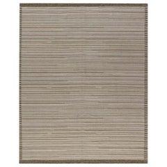 Scandinavian Design Flat Weave Rug