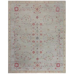 Doris Leslie Blau Collection Swedish Design Handmade Wool Rug