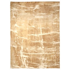Doris Leslie Blau Collection Tibetan Desert Handmade Wool Rug