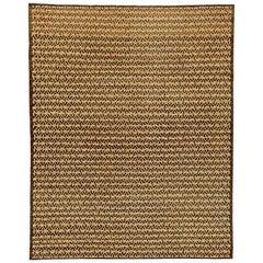 Doris Leslie Blau Collection Traditional Oriental Inspired Beige, Brown Wool Rug