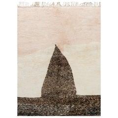 Doris Leslie Blau Collection Tribal Style Modern Moroccan Wool Rug