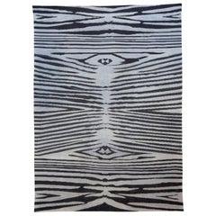 Doris Leslie Blau Collection Zebra Design Rug