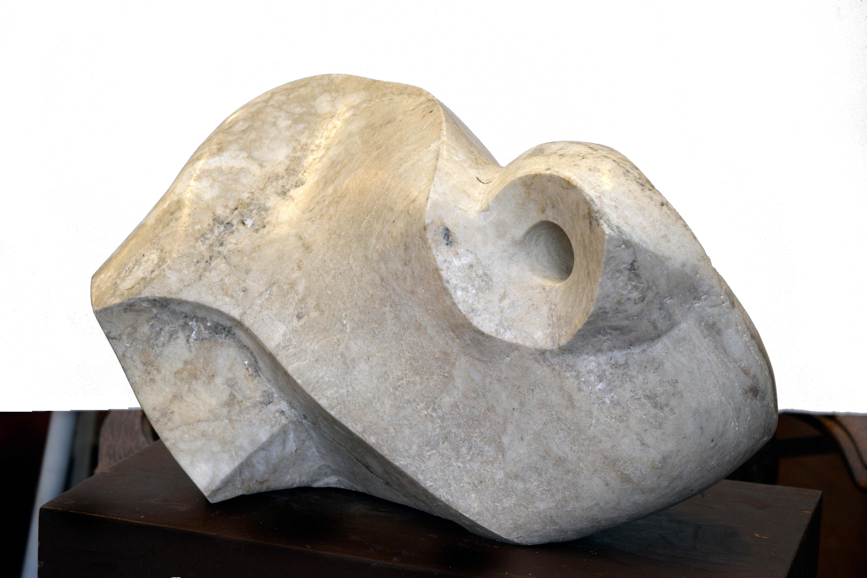 Torso of A Woman Sculpture