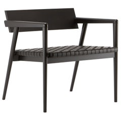 Dormitio Leather Lounge Armchair