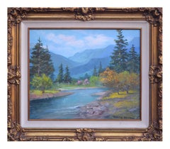 Yosemite Views by Dzigurski