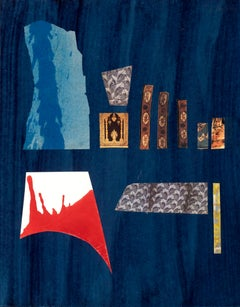 Dorothy Hood, Abstract, Collage