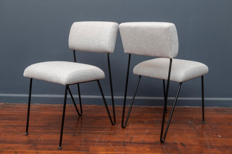 Mid-Century Modern Dorothy Schindele Chairs for Modern Color, Inc. For Sale