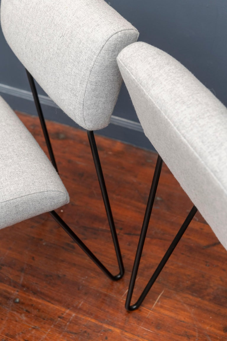 American Dorothy Schindele Chairs for Modern Color, Inc. For Sale