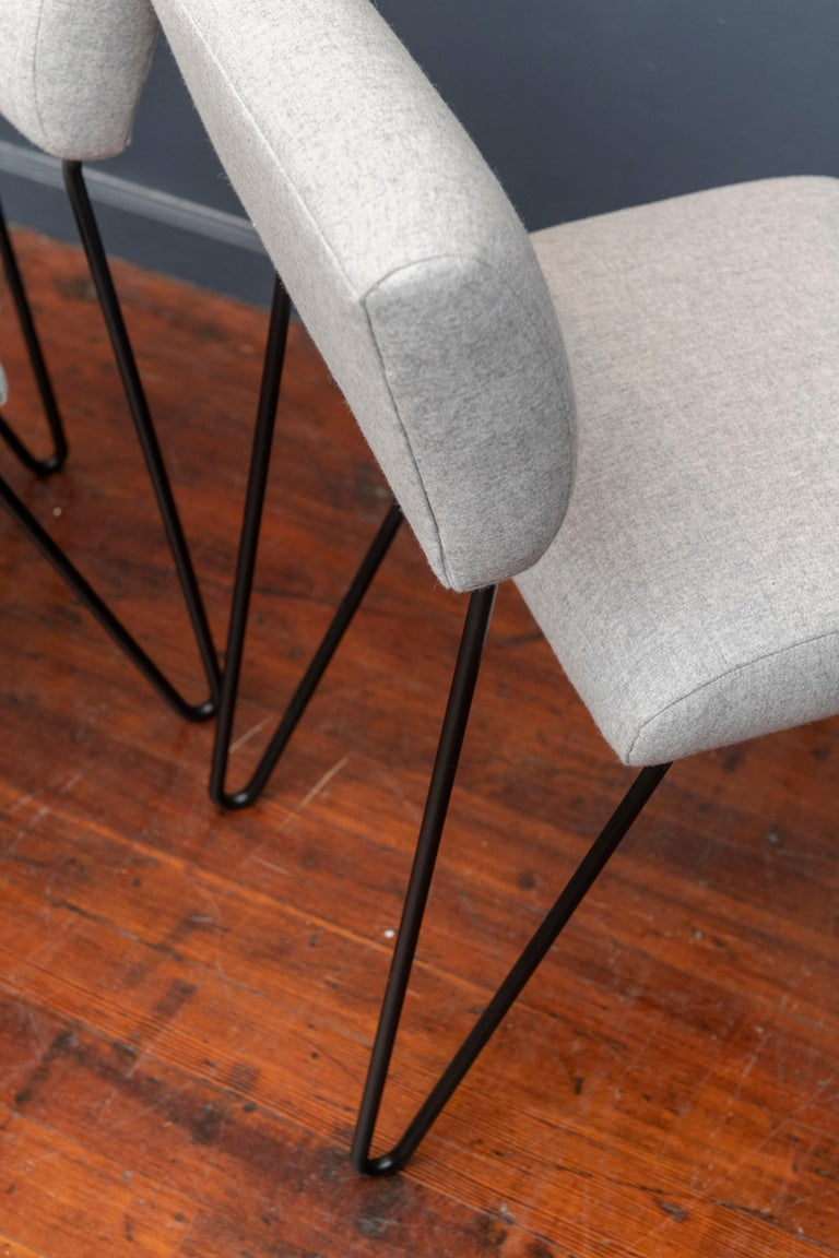 Dorothy Schindele Chairs for Modern Color, Inc. In Excellent Condition For Sale In San Francisco, CA