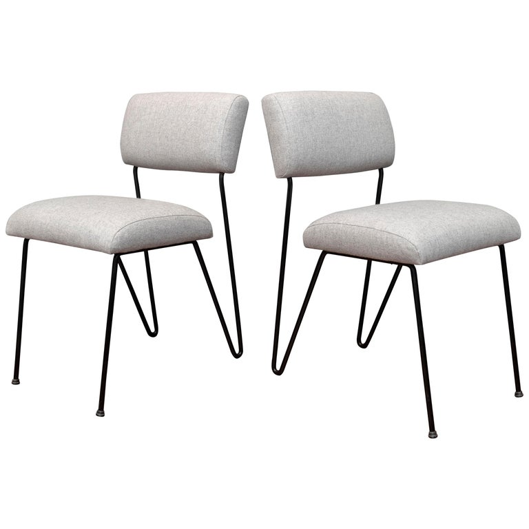 Dorothy Schindele Chairs for Modern Color, Inc. For Sale