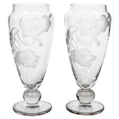 Dorothy Thorpe Midcentury Vases