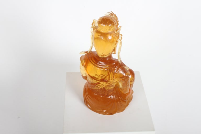 Dorothy Thorpe Resin Buddha For Sale 1