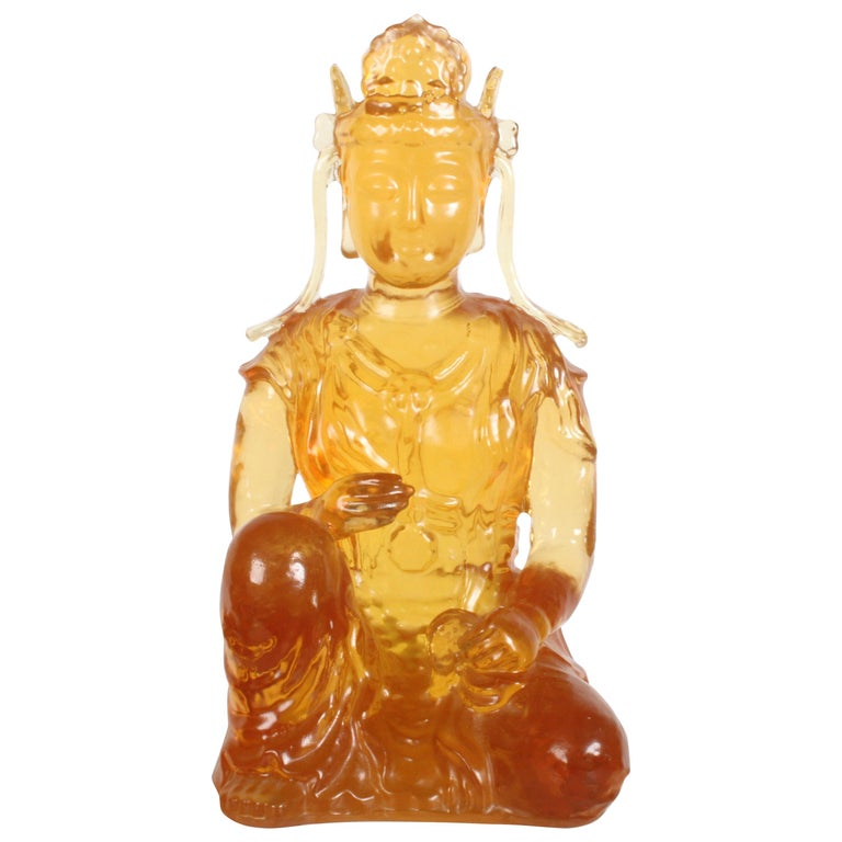Dorothy Thorpe Resin Buddha For Sale