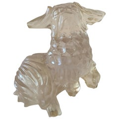Dorothy Thorpe Resin Pekingese Dog Sculpture