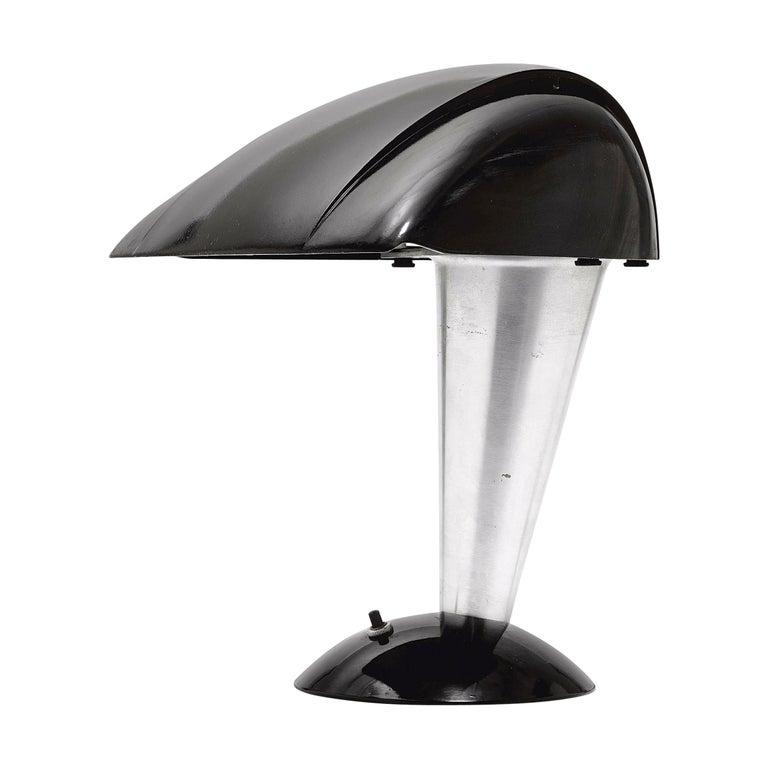 Dorwin Teague & Giudice, Rare Polaroid Modern Desk Lamp For Sale
