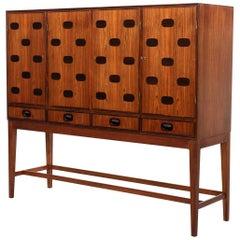 Dot Cabinet by Tove & Edvard Kindt-Larsen for Gustav Bertelsen, Denmark, 1950s