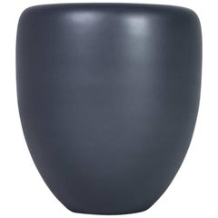 Dot, Side Table or Stool, Slate Grey Mat, by Reda Amalou Design, 21st Century
