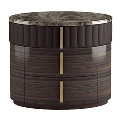 Double C Nightstand by Daytona
