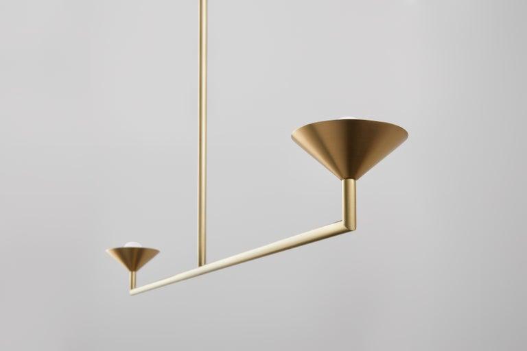 Modern Double Drop by Volker Haug
