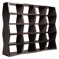 Double Family Bookcase