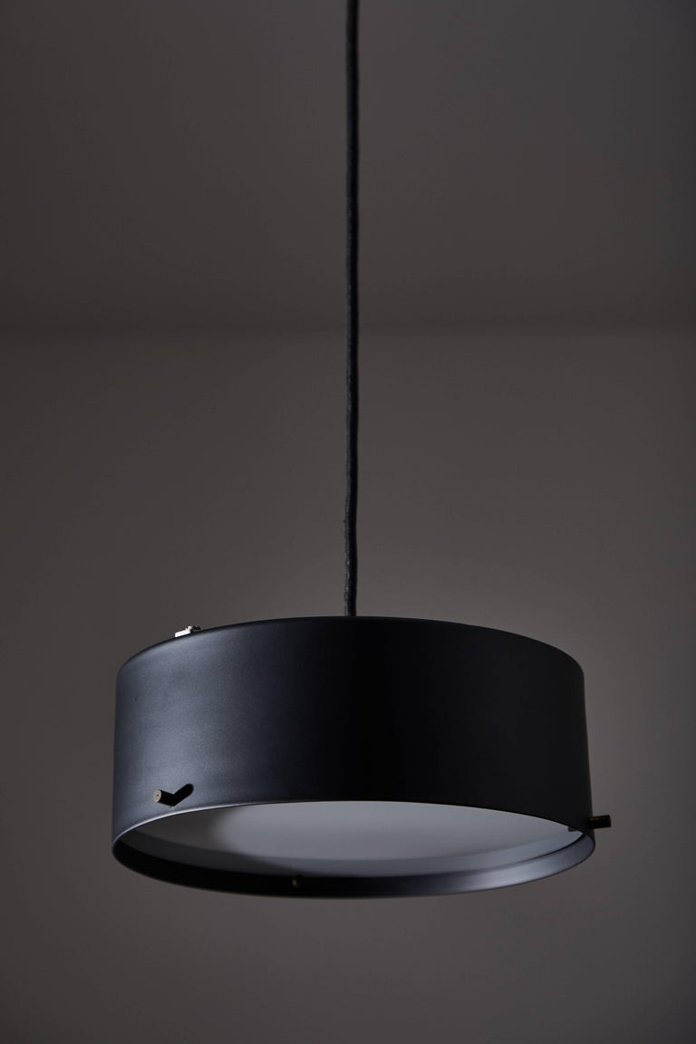 Double Shade Chandelier by Stilnovo For Sale 1