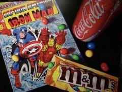 Captain America #42/180 Licensed Artwork