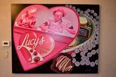 I Love Lucy® Giclee #8/180 Licensed Artwork