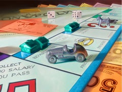 Monopoly Giclee #123/150 Licensed Artwork Discounted Due to No Longer Producing