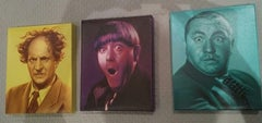 The Three Stooges Licensed Giclees #65/500