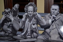 The Three Stooges® Licensed Artwork