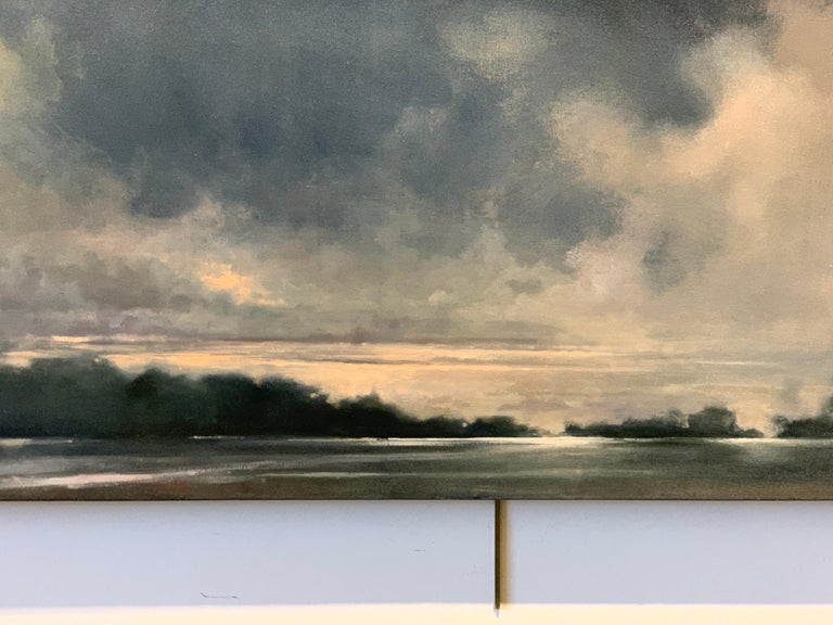 As if the Fates Had Conspired Against Her Doug Foltz, Contemporary Landscape For Sale 2