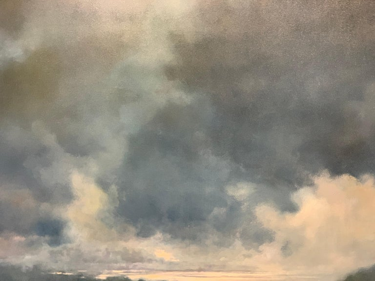 As if the Fates Had Conspired Against Her Doug Foltz, Contemporary Landscape For Sale 3