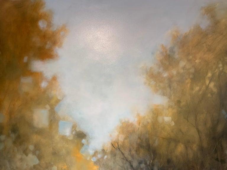 As is You Never Left by Doug Foltz, Large Vertical Contemporary Landscape 7