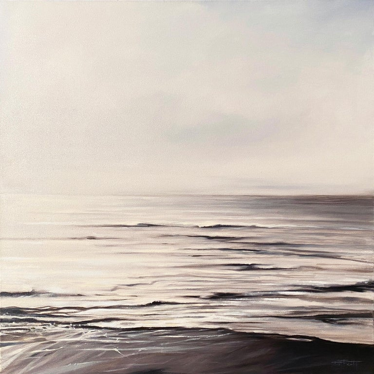"""Doug says, """"There is great joy in seeking new places - both literal and figurative... finding something new about the world, and more importantly, the relationship we share with it. Painting has long been a way for me to indulge that exploration and"""