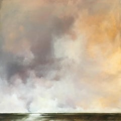 Unlined by the Suffering of Complex Thought, Large Landscape by Doug Foltz