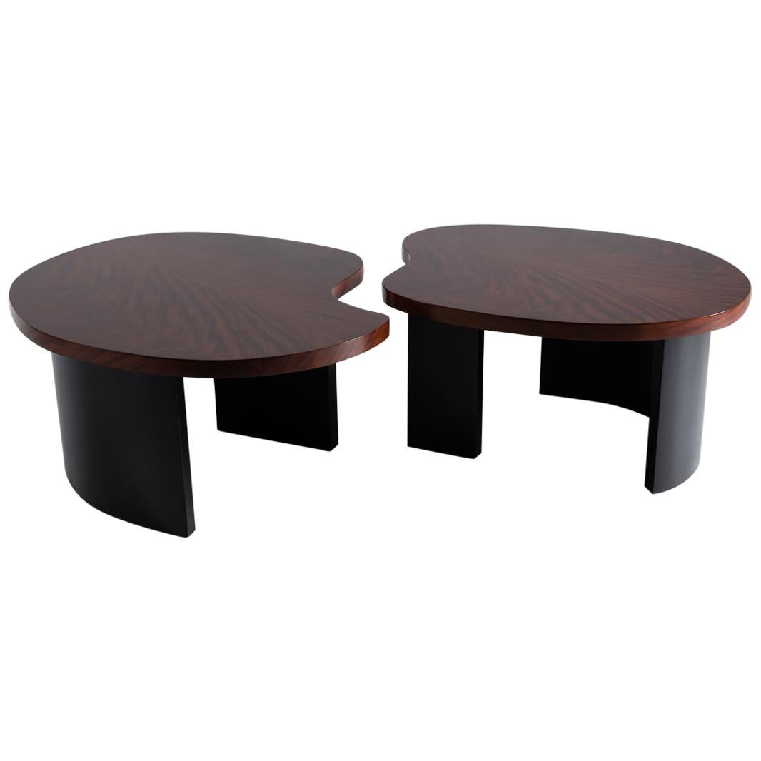 Douglas Fanning, Bean, Contempory Coffee Table, United States, 2019