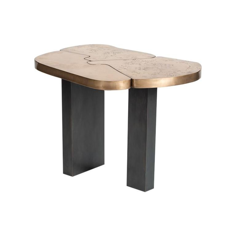 Douglas Fanning, Contemporary Side Table, United States, 2018