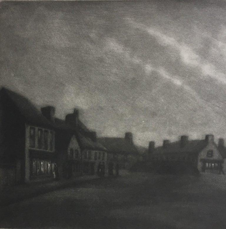 Moonlight, Rye - Modern Print by Douglas Ion Smart, R.E.