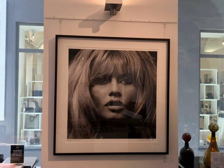 Brigitte Bardot - Photograph by Douglas Kirkland