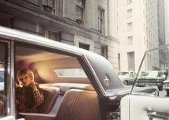 Brigitte Bardot In Car, 1965