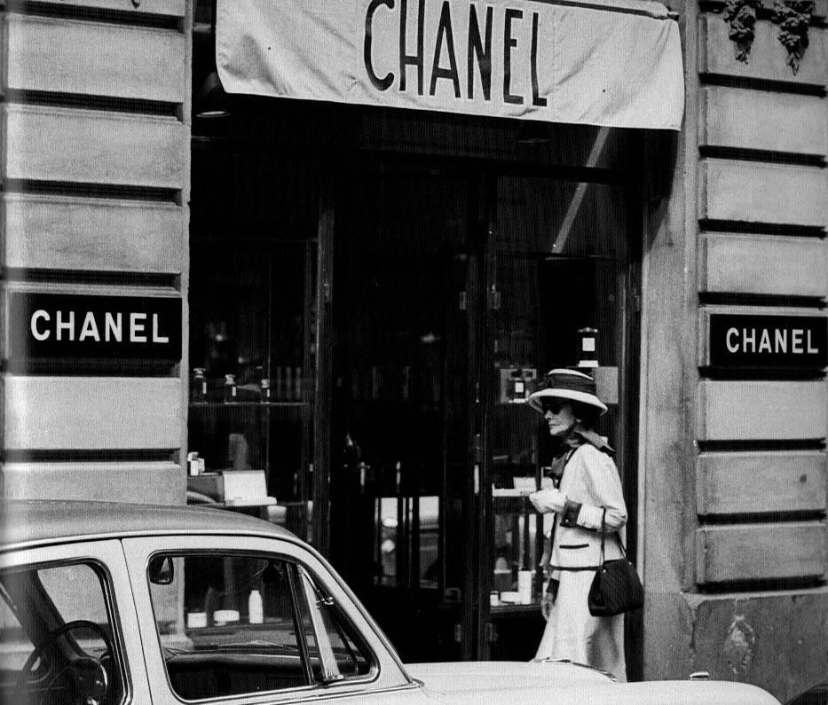 Chanel Atelier, 1962