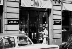 Coco Chanel, Enters Atelier at 31 Rue Cambon Paris 1962