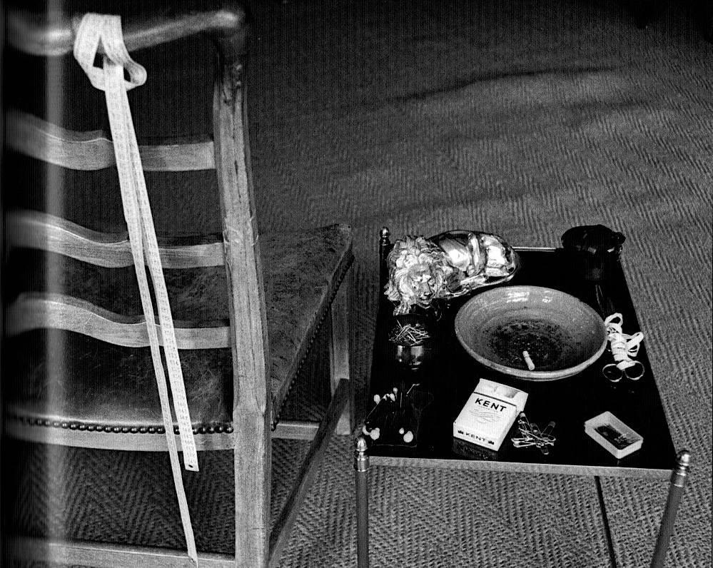 Coco's Table, Chanel 1962
