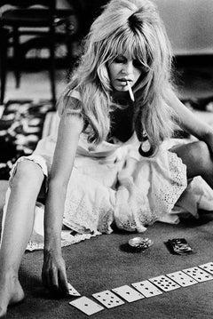 Douglas Kirkland 'Brigitte Bardot, Mexico'