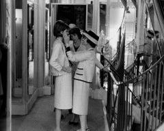 Douglas Kirkland 'Chanel, Keep Smiling''