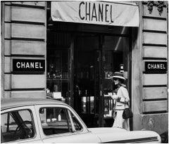 Douglas Kirkland 'Coco Chanel Paris'