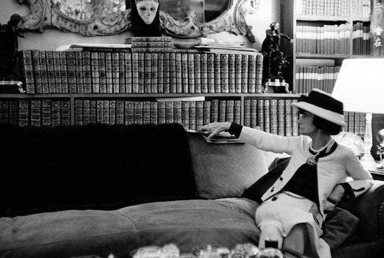Douglas Kirkland 'House of Chanel' - Photograph by Douglas Kirkland