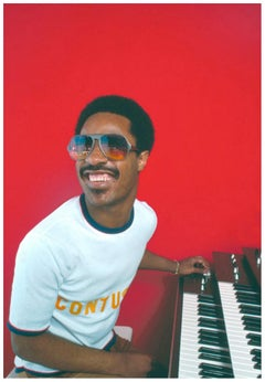 Douglas Kirkland 'Stevie Wonder'
